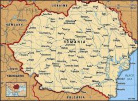 Romania after First World War