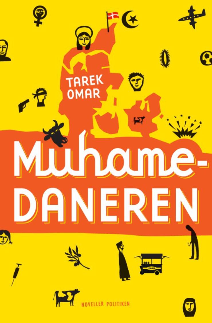 Entre ellos está, por ejemplo, el musulmán que quema el pañuelo de su piadosa mujer para que pueda sentirse tan libre como las otras danesas.