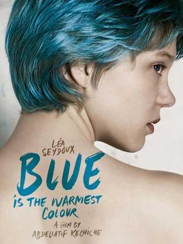 'Le bleu est une couleur chaude' est lauréat du Prix du Public au festival d'Angoulême de 2011.