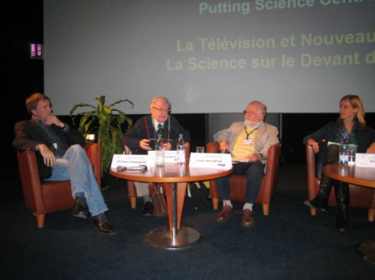 Round Table held during the Festival