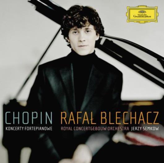 Dla prestiżopwej wytwórnii Deutsche Grammophon