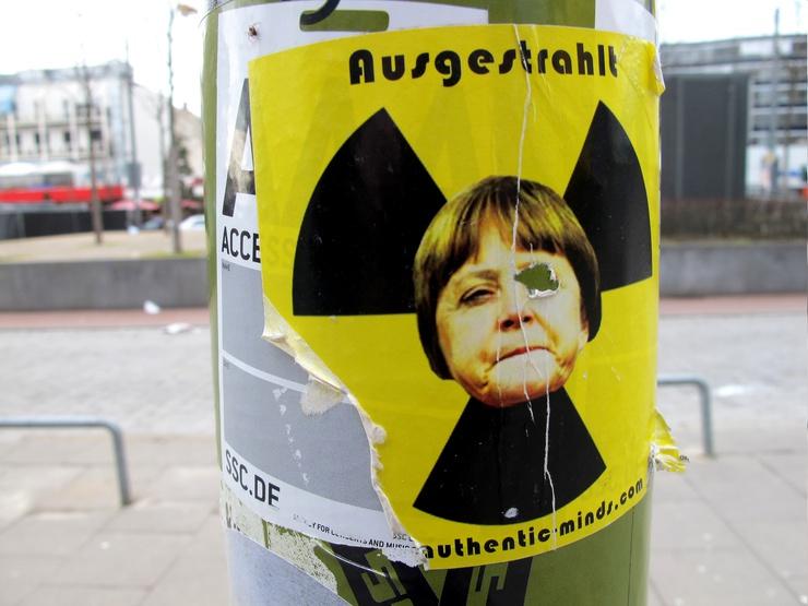 Wird die Kanzlerin in puncto Europa tatsächlich weiter Tacheles reden?