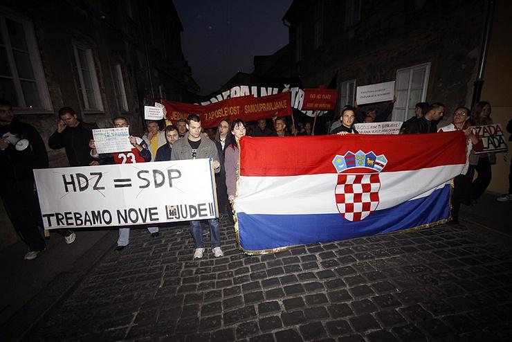 Seit Juli 2009 übernahme sie den Posten des ehemaligen Premiers Ivo Sanader, der aufgrund von Korruptionsvorwürfen sein Amt niederlegen musste. Beide Politiker entstammen der gleichen Partei (Regierungspartei Kroatische Demokratische Gemeinschaft (HDZ)