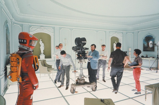 photos :http://www.cinematheque.fr/fr/expositions-cinema/kubrick-exhibition/stanley-kubrick-expositi.html