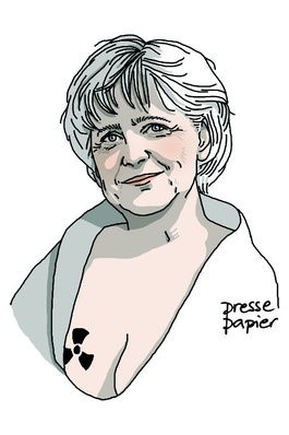 In 2010 Merkel's christian democrat (CDU) government decided the 17 nuclear reactors would be switched off by the mid-2030s as opposed to 2020