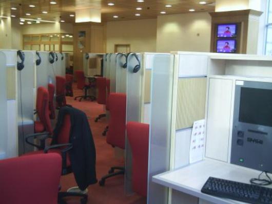 200 ordenadores para los periodistas
