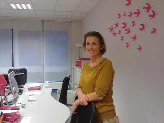 Femme d'affaires, militante, experte en communication, Isabella Lenarduzzi a lancé JUMP, une réseau consacré aux carrières des femmes.