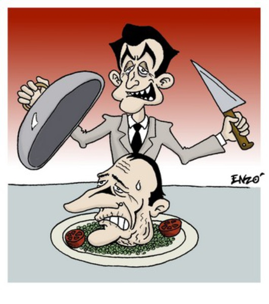 (©Illustration: Enzo/cuisinepolitique/wordpress.com)