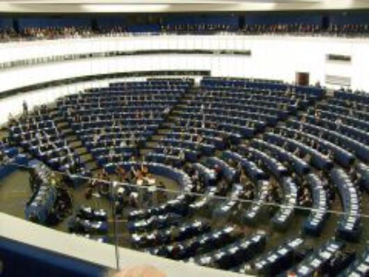 Plenario europarlamento