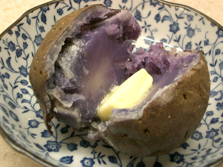 We should all eat more purple food