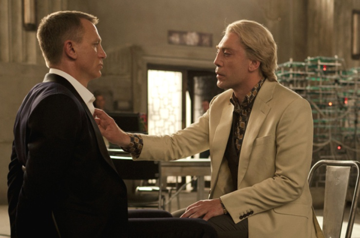 Même dans le film de Sam Mendes, Bond semble fatigué de la routine.
