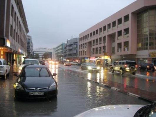 ulice czy rzeki samochody czy amfibie
