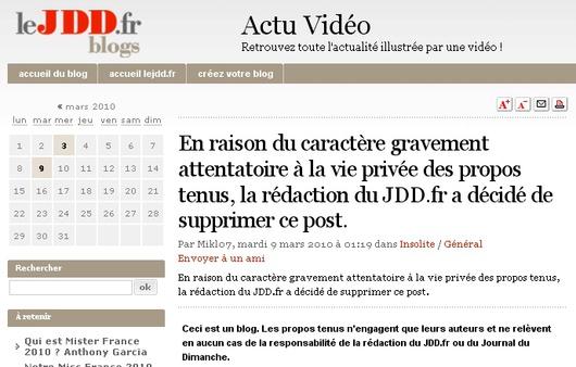 Arnaud Lagardère, le propriétaire du JDD, est un ami reconnu de Nicolas Sarkozy