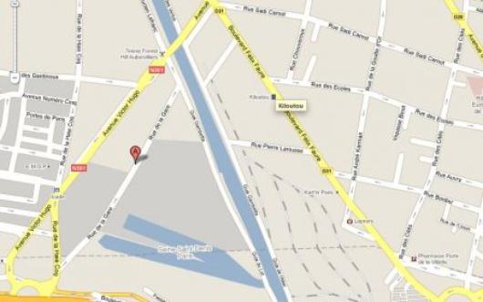 Espace Fraternité Aubervilliers © Google Maps