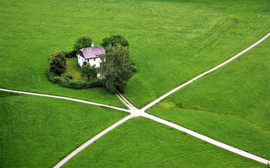 Oder ein europäisches Dorf, das standhält?