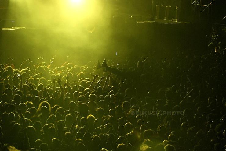 Slams el el Festival EXIT en 2007 | ©belkus/flickr