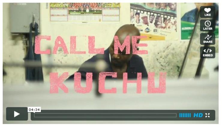 Trailer von 'Call me Kuchu'