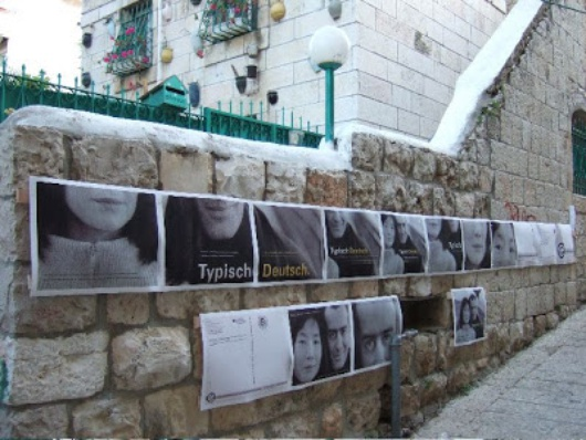 Musrara Mix art festival: German artists, Europe and Jerusalem