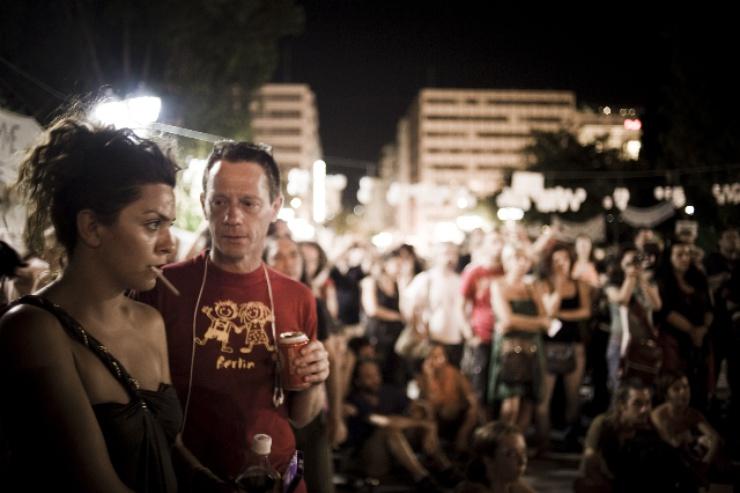 Atene, 8 luglio 2011
