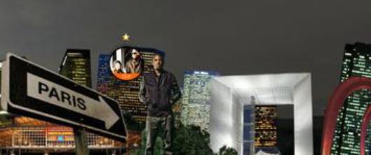 Rappers, politics and Paris