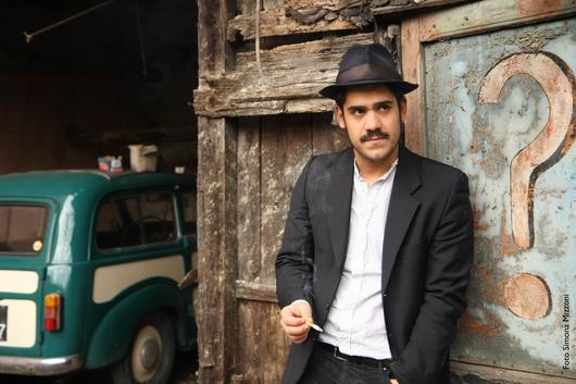 """""""Bar della Rabbia"""", Mannarinos erstes Album erschien 2009"""