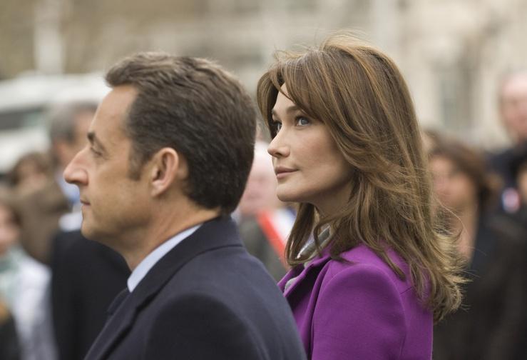 La première dame de France a souvent symbolisé le changement de politique de son désormais mari.