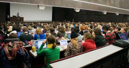 A Medicina e Psicologia gli studenti di origine tedesca sono la maggioranza