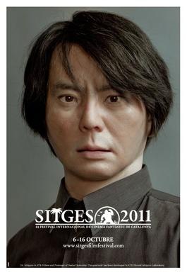 Affiche officiel du festival de Sitges 2011.
