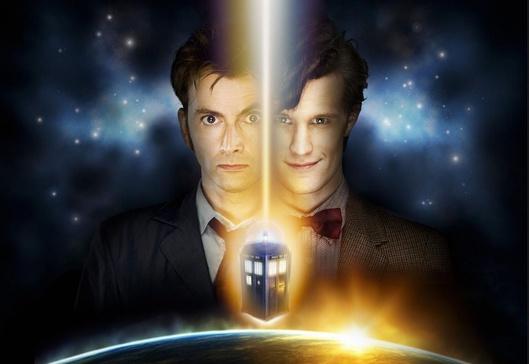 Six million de téléspectateurs britanniques ont regardé le dernier épisode de leur série science-fiction préférée en avril 2010