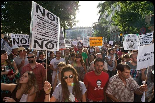 Madrid, 17 de agosto de 2011