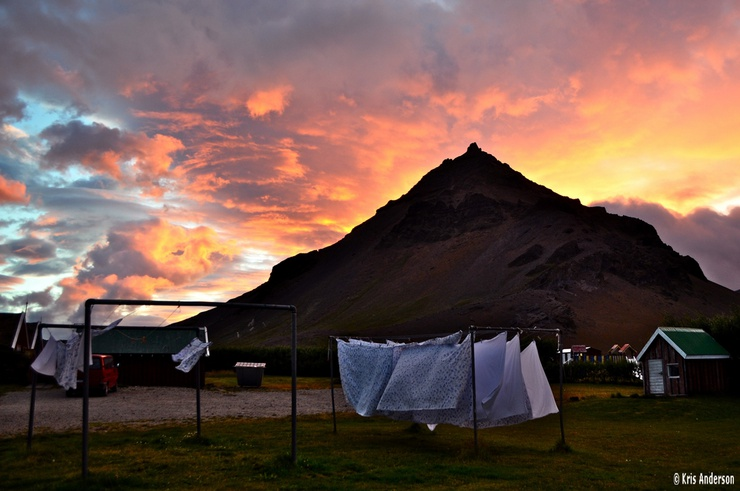 Arnarstapi, Snæfellsnes Halbinsel