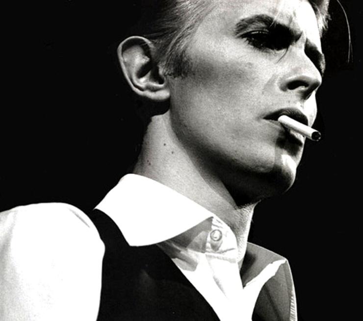 Bowie, année 1976.