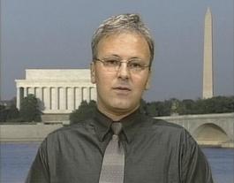 Matej Surc (im Bild) studierte Wirtschaft und Journalismus