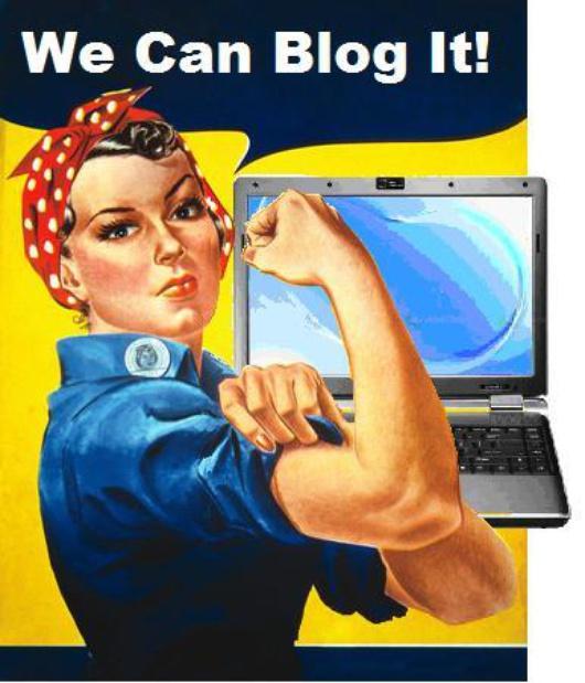 Réseau, liens et réunions entre blogueuses, les moyens existent pourtant pour donner du poids à leurs opinions