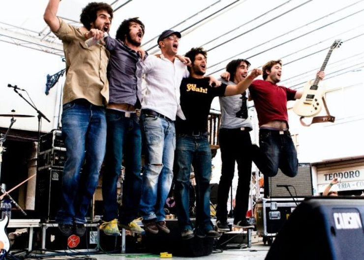Spanisches Musik-Festival