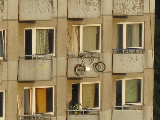 La banlieue de Vilnius est juste à côté de la plus importante technique du pays