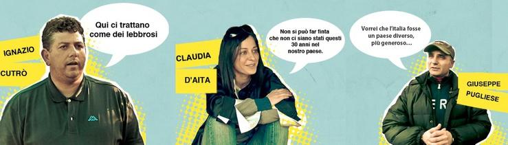 Claudia Daita è l'ideatrice del Festival dell'Incompiuto siciliano a Giarre, che valorizza gli ecomostri mai finiti