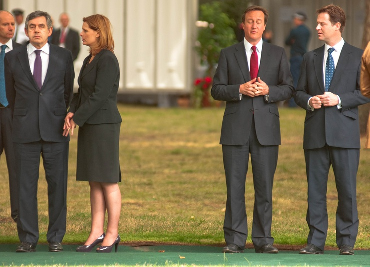 Image taken in July 2009 at the 7/7 memorial, Hyde Park, London