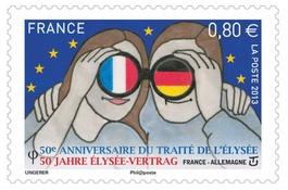 Am 22. Januar 2013 jährt sich die Unterzeichnung des Elysee-Vertrags