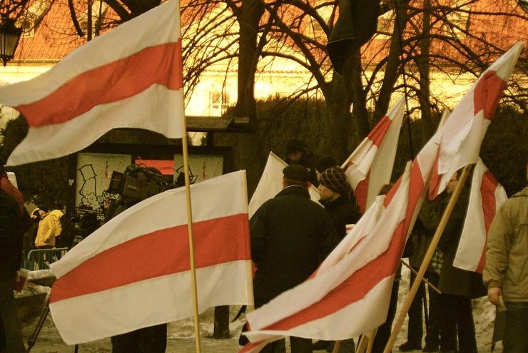 Manifestación organizada en Varsovia por este colectivo en 2008.