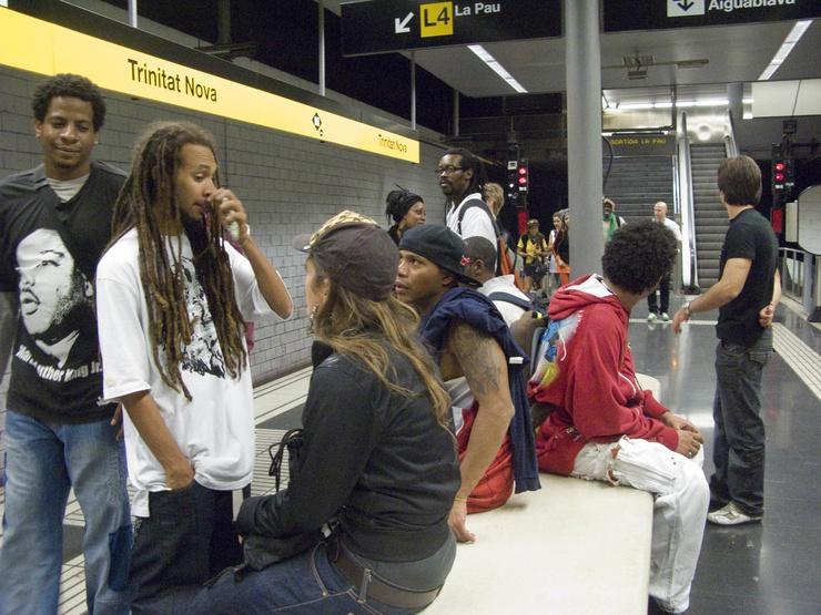 In passato, l'unico modo per arrivare in centro era prendere un autobus alle 5 del mattino