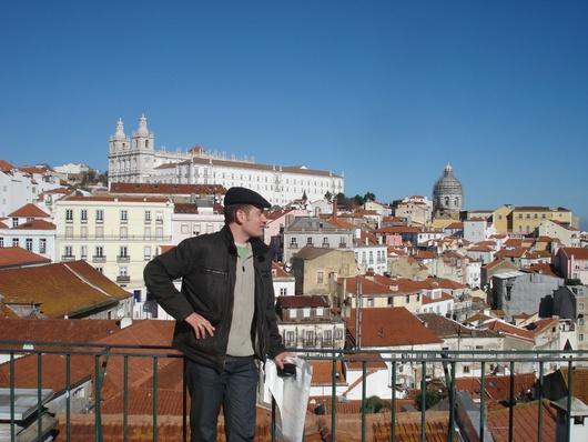 Wizyta w Lizbonie była dla wiolonczelisty Matthieu Saglio bardzo udaną