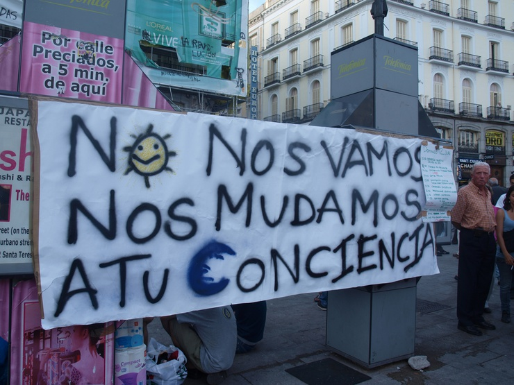 ¿La próxima cita? Una manifestación el 19 de junio por toda España