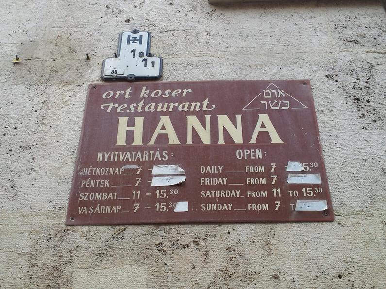 Jewish district, Budapest