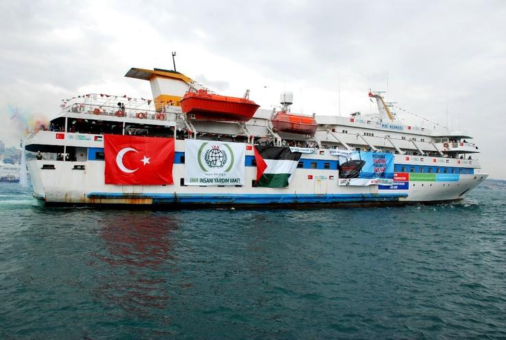 L'armée israélienne a fait 9 morts et plus de 40 blessés parmi les individus présents à bord