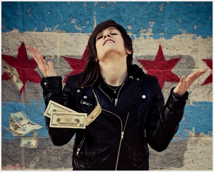 Für Frauen regnet es derzeit noch kein Geld