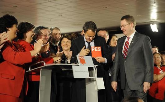 aclamacion del manifiesto PSE