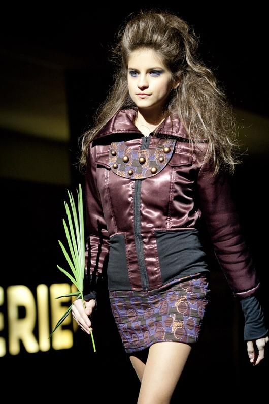 """Marka Trüffelle zostały zaproszone do współpracy z Design Passage ze względu na """"używanie przez markę naturalnych tkanin"""" - jak powiedziała mi Adrienne"""