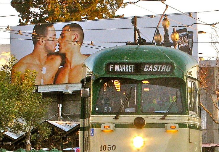 """Seit dem Film """"Milk"""" über den schwulen Politiker und Bürgerrechtler Harvey Milk ist San Franciscos lgbt-Viertel einem breiteren Publikum bekannt."""