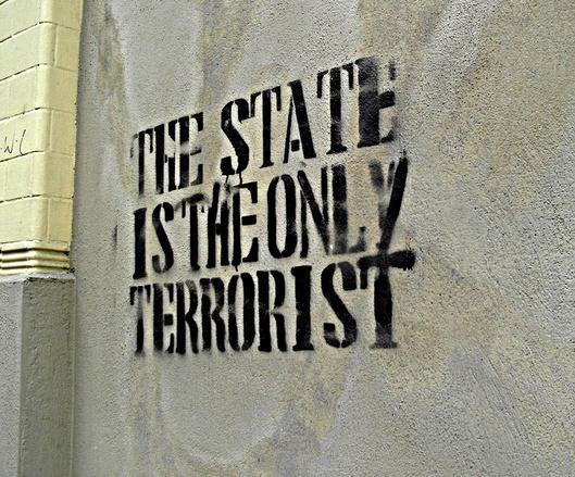 Ist Staatsterror nun Terrorismus?
